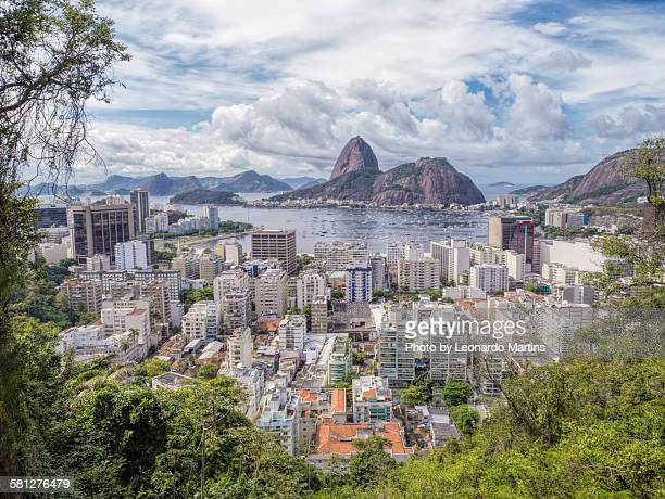 Botafogo with Sugar Loaf