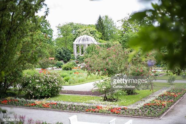 CONTENT] Botanical Garden Nymphenburg Palace Munich Germany