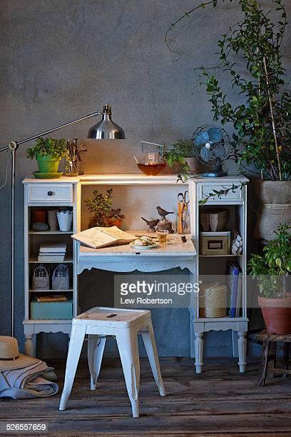 Botanist Desk