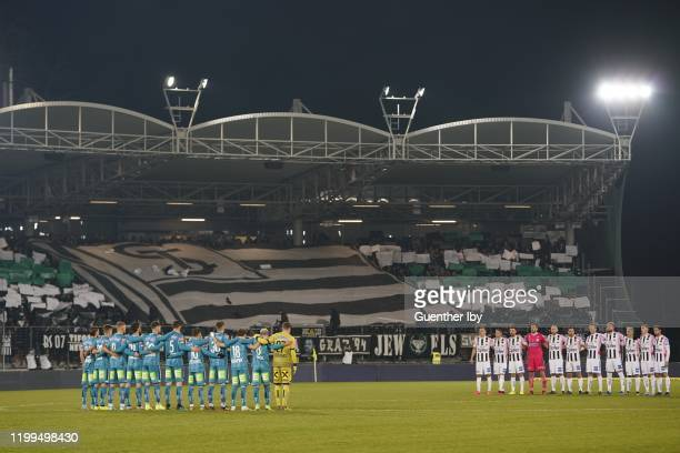 Sk Sturm Graz Pictures And Photos Getty Images