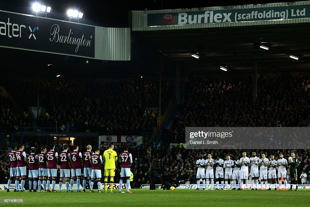 Leeds United v Aston Villa - Sky Bet Championship : News Photo