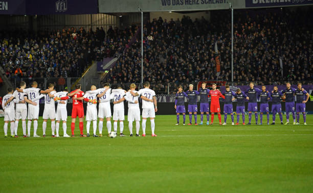 DEU: VfL Osnabrück v FC Erzgebirge Aue - Second Bundesliga