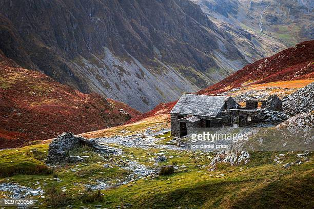 Bothy, Fleetwith Pike, Buttermere, Lake District, Cumbria, England