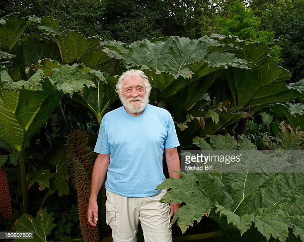 Botonist broadcaster and environmental campaigner David Bellamy is photographed on September 10 2010 in London England