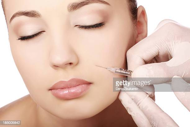 Botox injection.
