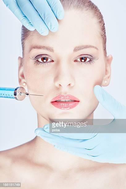 Botox ist die leichte Mit Hilfe professioneller Sportler