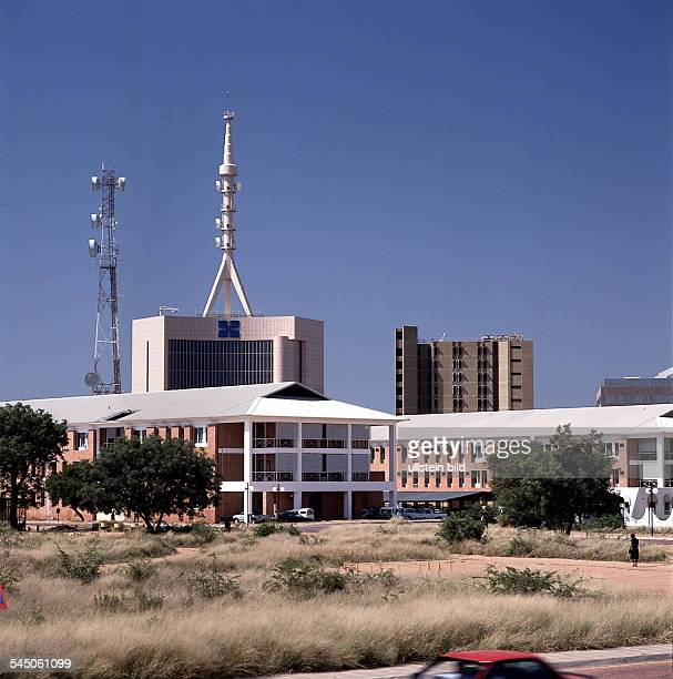 Bauten im Zentrum der Hauptstadt