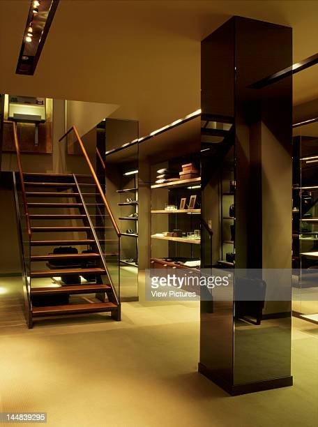 Bottega Veneta, Old Bond Street, London, W1, United Kingdom, Architect: Househam Henderson Architects, Bottega Veneta, Flagship Store, Househam...