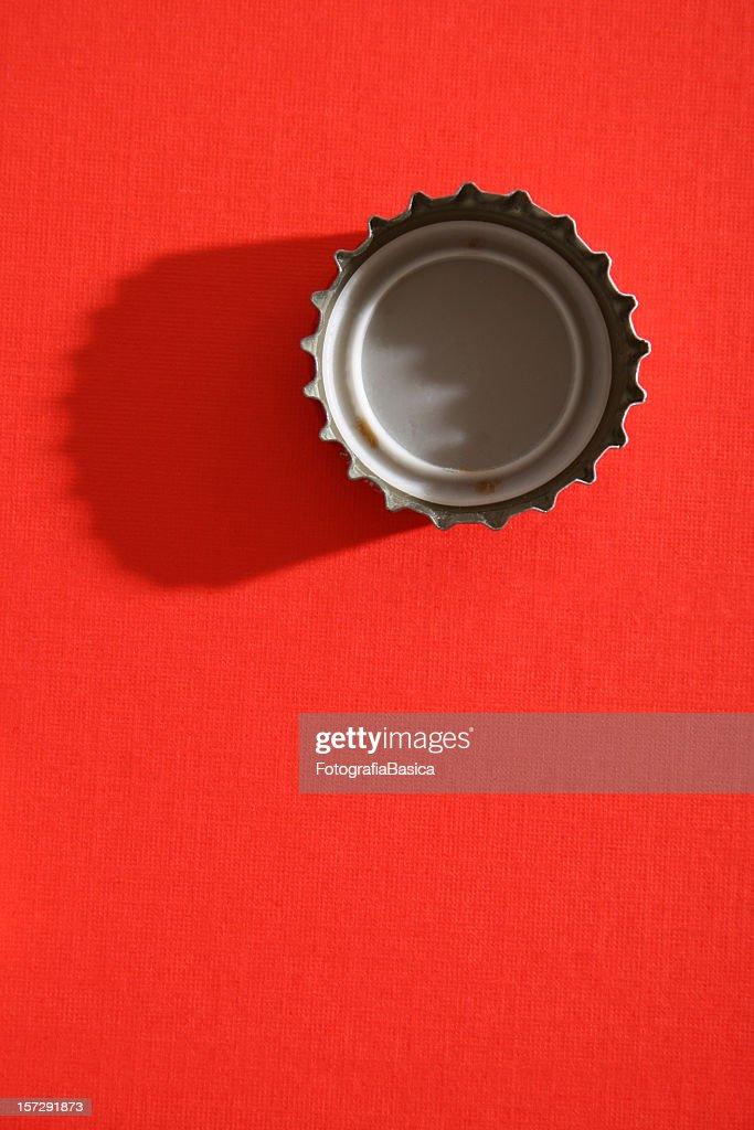 Bottle cap : Stock Photo
