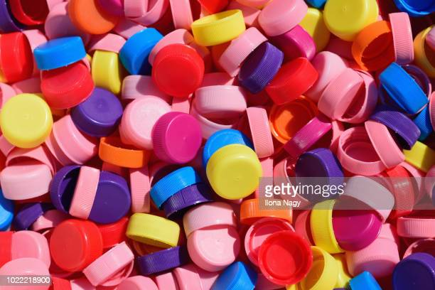bottle caps - disposable stock photos and pictures