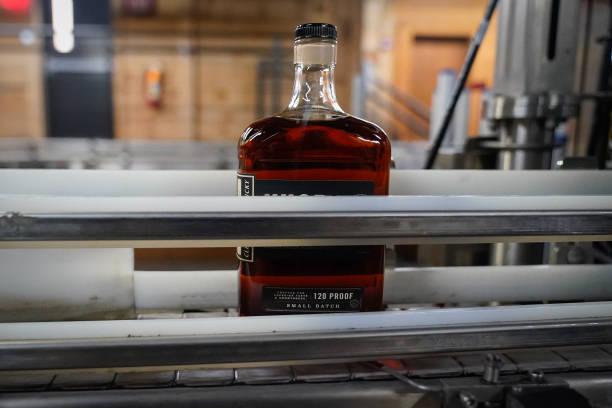 KY: US Whiskey Exports To European Union Drop Due To Tariffs