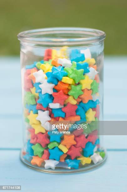 bottle of Candies