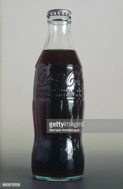 Bottle of CocaCola