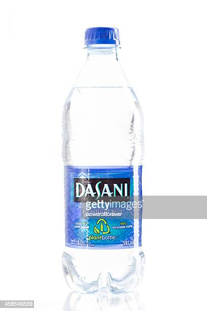 Bottle of Dasani Water