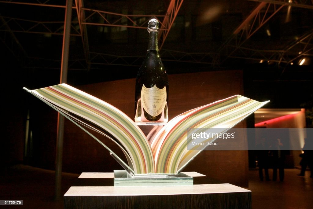 Dom Perignon Package Launch Party : News Photo
