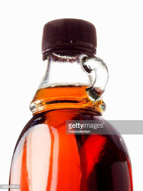 A Bottle of Maple Syrup
