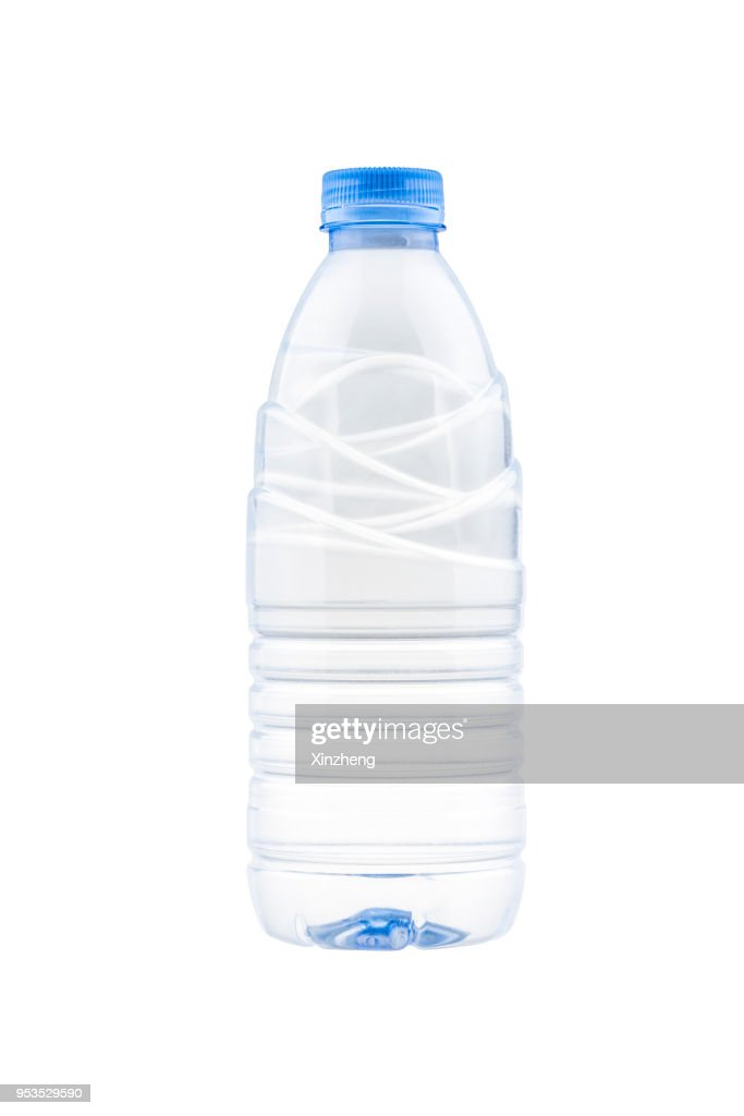 Bottle of mineral water : Stock Photo