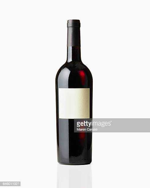 bottle of red wine - red wine stock pictures, royalty-free photos & images