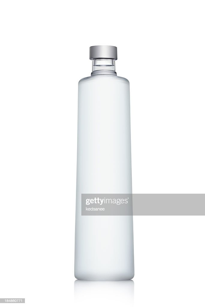 Bottle of Water isolated on white : Stock Photo