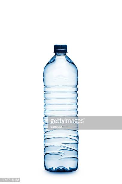 bottle of water - single object stock pictures, royalty-free photos & images