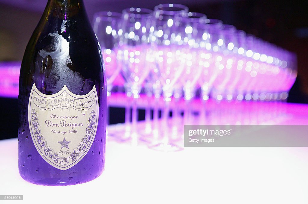 Unveil The Night With Dom Perignon And Karl Lagerfeld Inside : News Photo