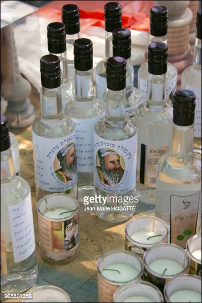 Bottles of liquor bear the image of Shimeon Bar Yohai author of the Zohar The Zohar along with the Talmud and the Bible is the thrid pillar of...