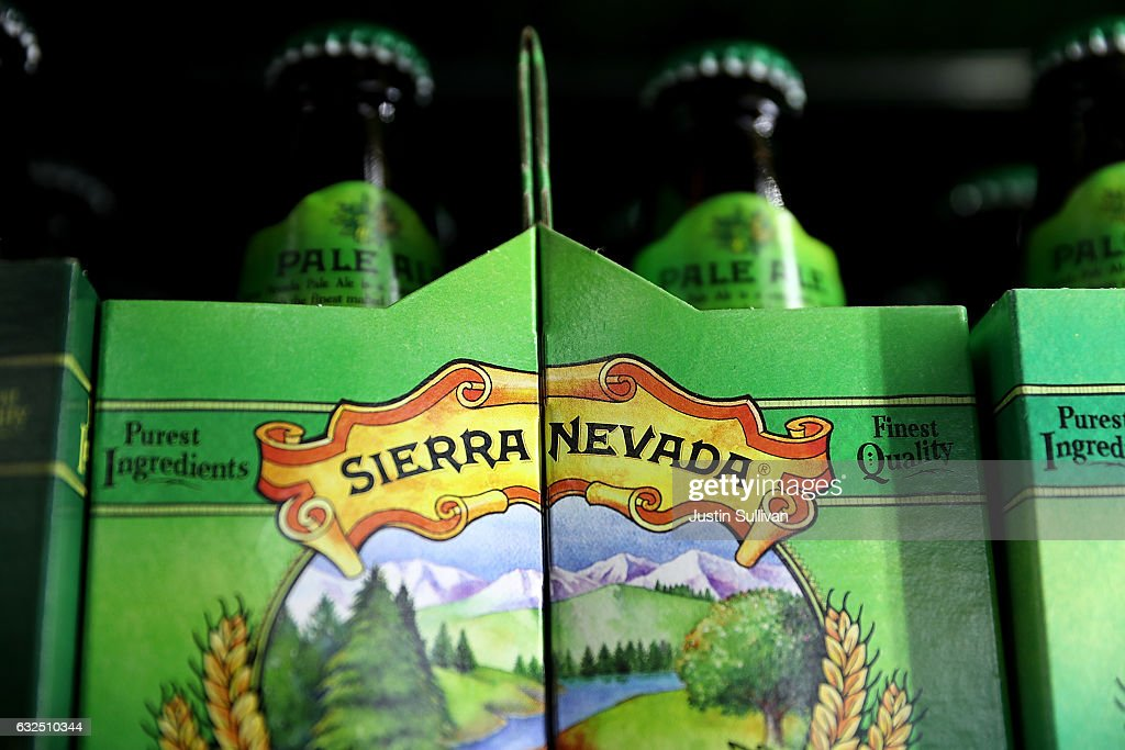 Sierra Nevada Issues Major Recall For Some If Its Bottled Beer : News Photo
