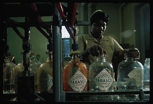 Bottling Pepper Sauce at McIlhenny Tabasco Company