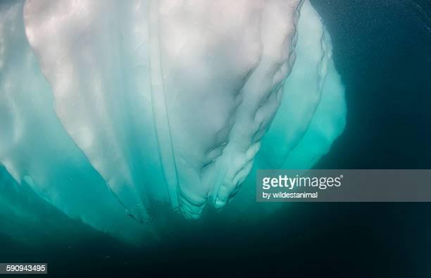 Bottom of an Iceberg