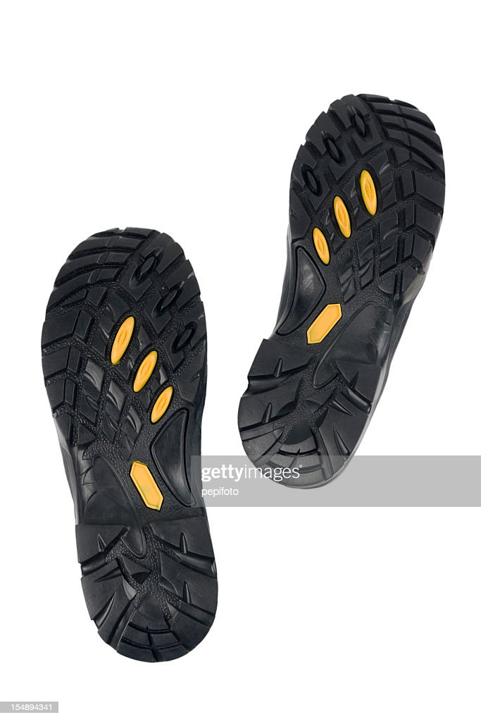 Bottom of shoes : Stock Photo