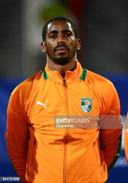 Boubacar BARRY Senegal / Cote d'Ivoire Barrages Qualifications Coupe du Monde 2014 Photo Dave Winter / Icon Sport