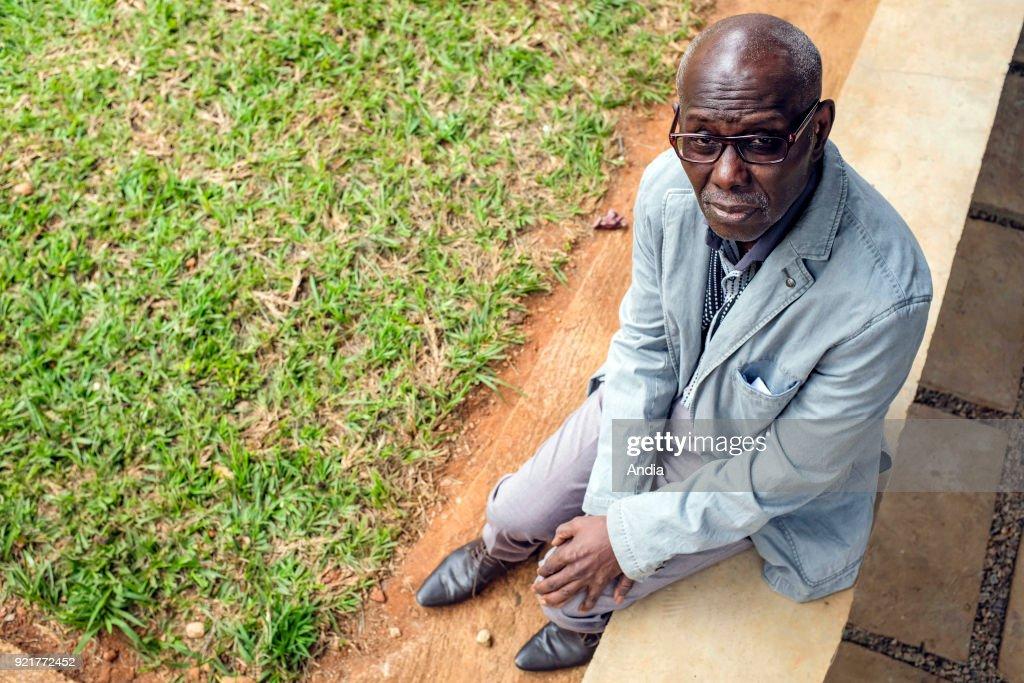 Boubacar Boris Diop. : News Photo