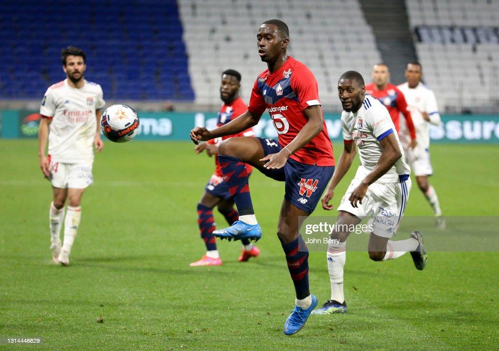 Olympique Lyonnais v Lille OSC - Ligue 1 : News Photo