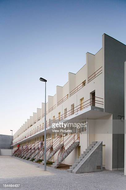 Bouca Social Housing Porto Portugal Architect Alvaro Siza Bouca Housing Cooperativa Aguas Ferreas Bouca Portugal 2006