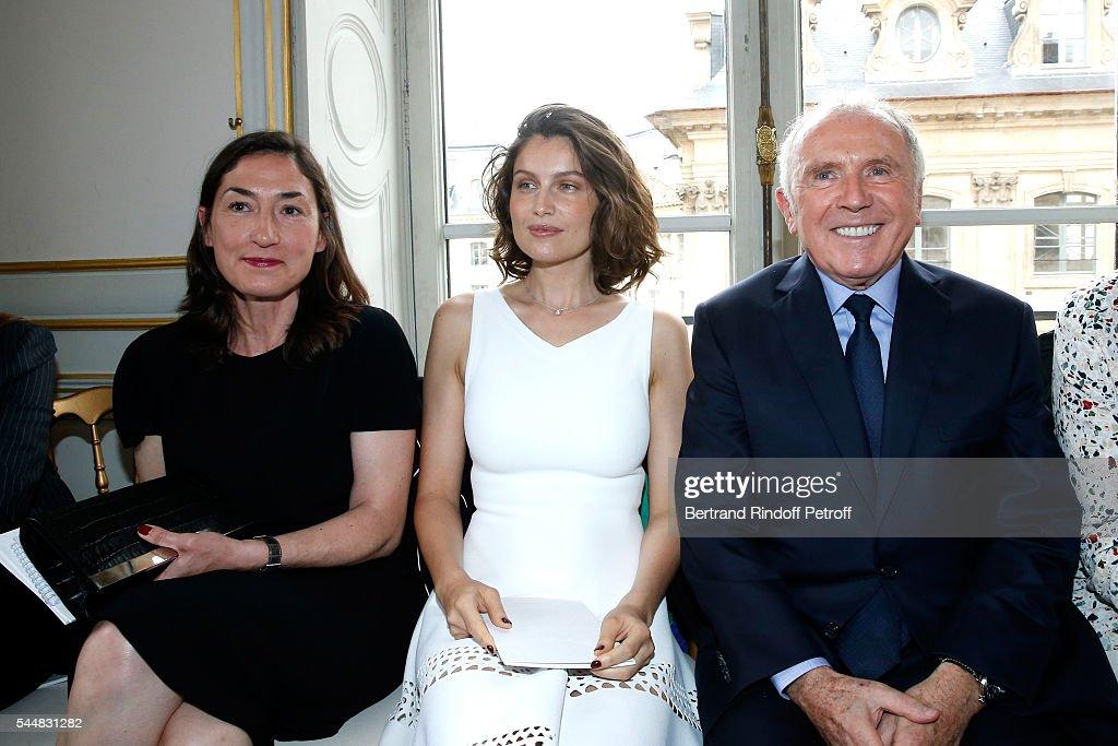 """""""Maison Boucheron Presents Its new """"Haute Joaillerie"""" Collection At Place Vendome -Paris Fashion Week: Haute Couture F/W 2016-17"""