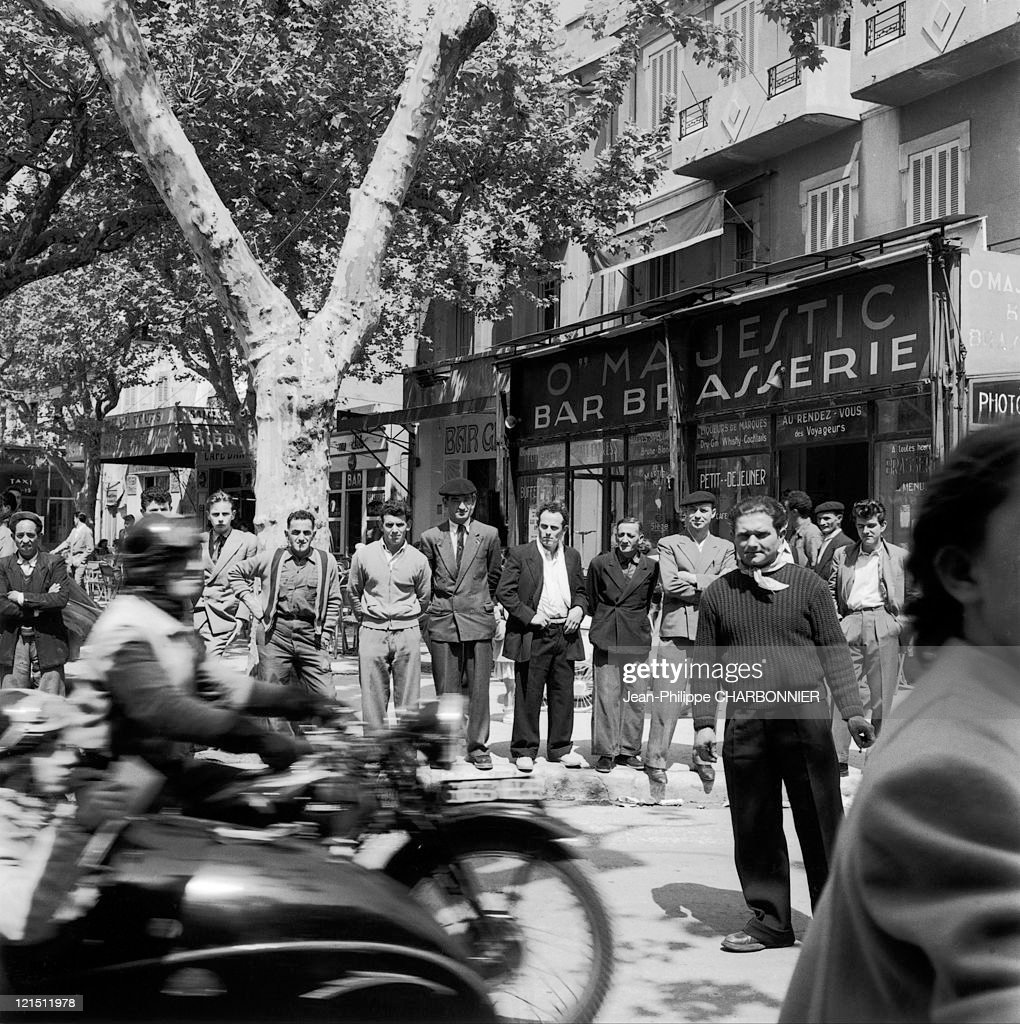 Martigues In The 1950'S : News Photo
