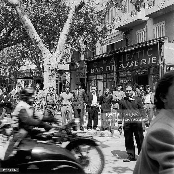 BouchesDuRhones Martigues Street Scene