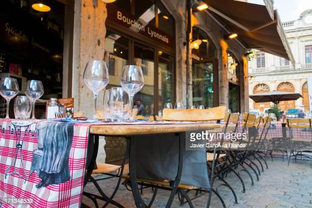 bouchon lyonnais - lione foto e immagini stock