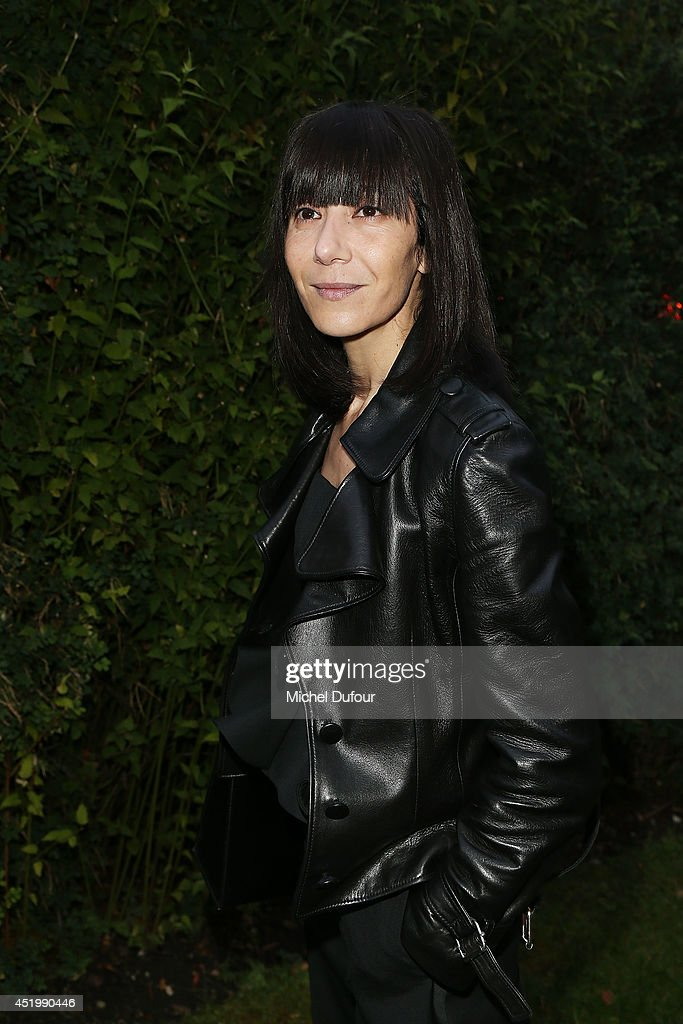 'Chambre Syndicale De La Haute Couture' Cocktail In Paris : News Photo
