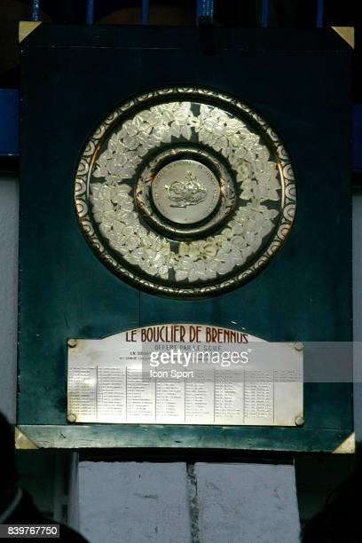 Bouclier de brennus Stade Francais / Auch 10e journee Top 14