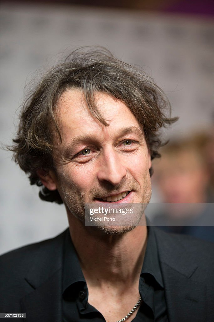 Boudewijn Koole attends the opening of the Rotterdam International Film Festival on January 27, 2016 in Rotterdam, Netherlands