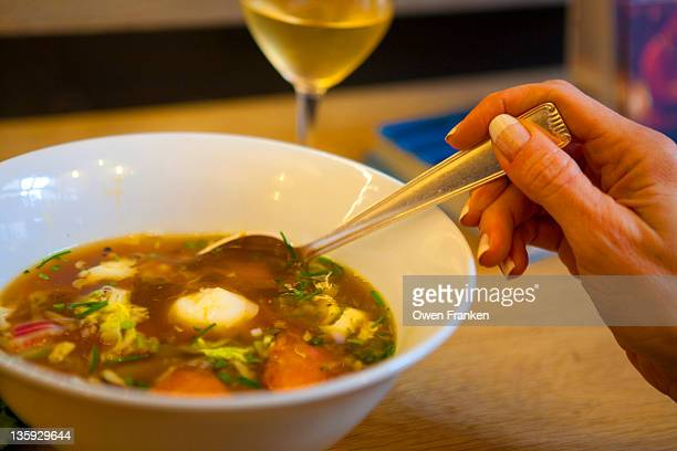 Bouillon of the day