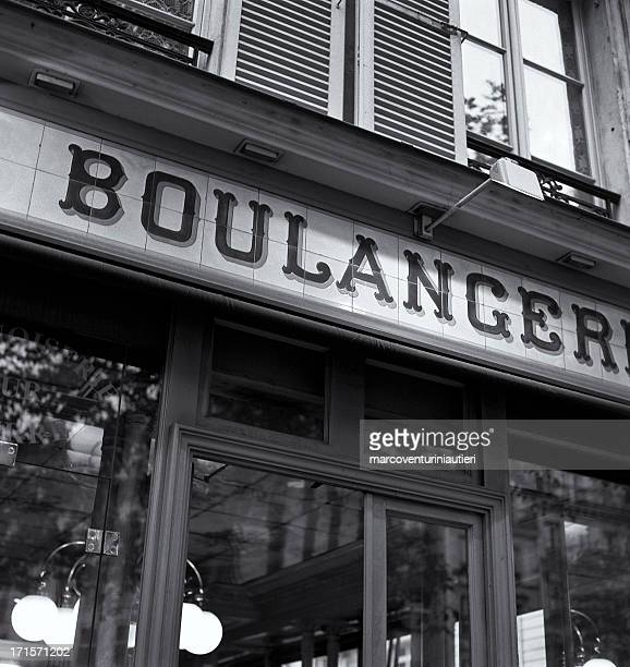 Boulangerie - French bakery shop