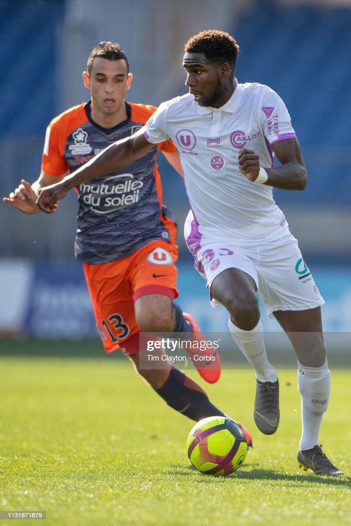 Montpellier Vs Stade de Reims : News Photo