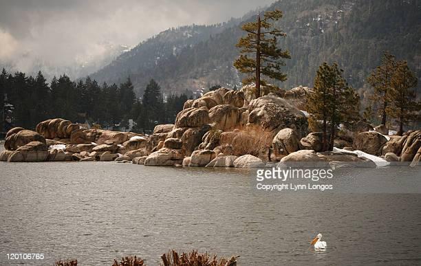 Boulder bay. big bear lake