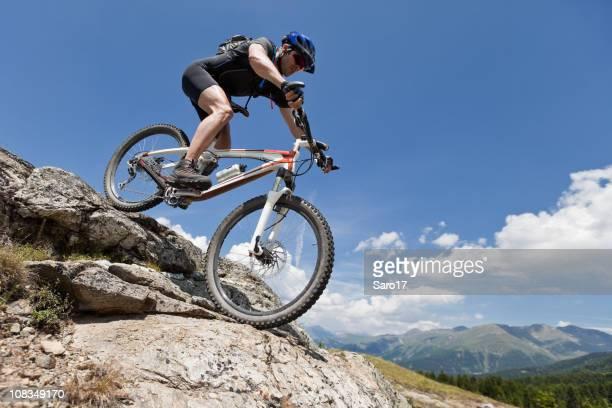 Boulder Radfahren in Südtirol