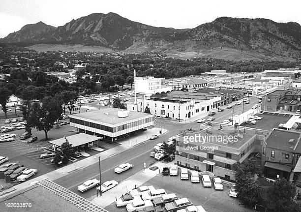 6301961 Boulder Colorado 1961