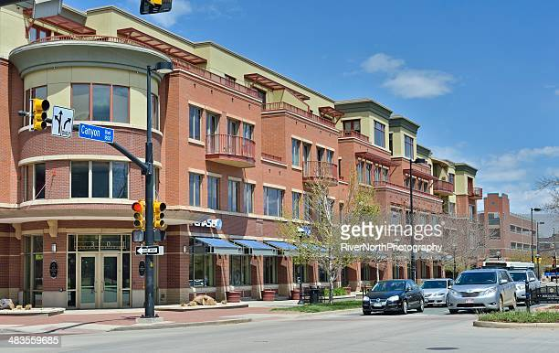 boulder, colorado - boulder county stock pictures, royalty-free photos & images