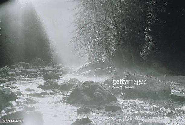 boulders in river - sirulnikoff stock pictures, royalty-free photos & images