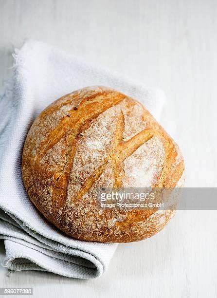 Boule (French white bread)